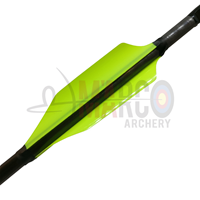 XS WINGS ALETTE 60MM LOW FLUO